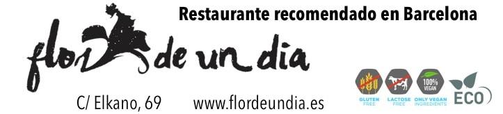 restaurante Flor de un dia barcelona